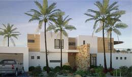 modern Houses by Arqozs