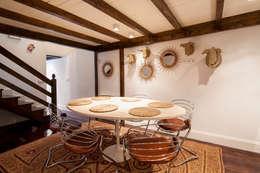 Comedores de estilo moderno por The Sibarist Property & Homes