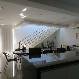 Кухни в . Автор – Lu Andreolla Arquitetura