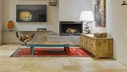 modern Living room by Opera s.r.l.