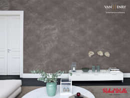 جدران تنفيذ vanHenry interiors & colours