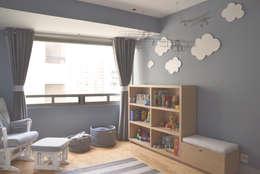 غرف الرضع تنفيذ CuboB Arquitectura de Interiores