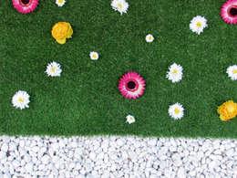 c: Jardines de estilo moderno de Drd