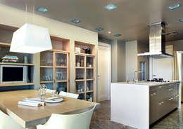 Projekty, nowoczesne Domy zaprojektowane przez KASAMAR