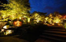 Lustenberger Schelling Landschaftsarchitektur: asyatik tarz tarz Bahçe