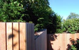 Projekty,  Ogród zaprojektowane przez Lustenberger Schelling Landschaftsarchitektur