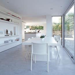 moderne Eetkamer door Nash Baker Architects Ltd