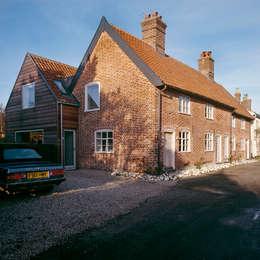 moderne Huizen door Nash Baker Architects Ltd