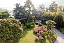 gellona architettura & paesaggio의  정원