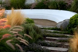 eclectische Tuin door Atelier Jardins do Sul