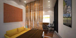 Interior projects: modern Study/office by ARY Studios