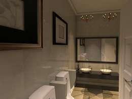 Baños de estilo clásico por Tienda de baño Garka