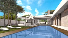 modern Houses by Nuam