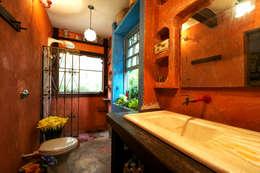 حمام تنفيذ Régua Arquitetura