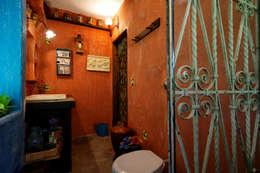 浴室 by Régua Arquitetura