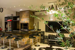 modern Living room by Carla Almeida Arquitetura