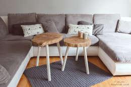 Wat voor bank of ander zitmeubel past het beste in een kleine woonkamer?