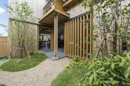 สวน by AMI ENVIRONMENT DESIGN/アミ環境デザイン