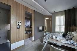Chambre de style de style Moderne par KD Panels