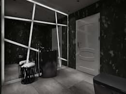 modern Bathroom by 3D MİMARİ