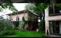 Дома в . Автор – Eco House Turkey Saman - Kerpic Ev