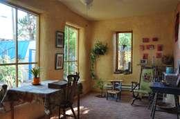 Eco House Turkey Saman - Kerpic Ev – Saman - Kerpic Ev: modern tarz Oturma Odası