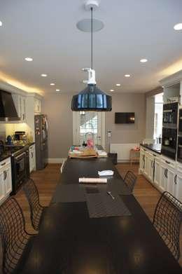 مطبخ تنفيذ RETA Architecture-Interior-Industrial Design