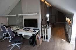 RETA Architecture-Interior-Industrial Design – Ankara Villa: modern tarz Çalışma Odası