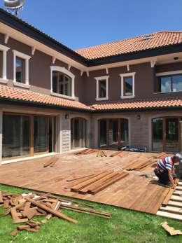 RETA Architecture-Interior-Industrial Design – Ankara Villa: modern tarz Evler