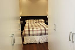 modern Bedroom by obradeeva