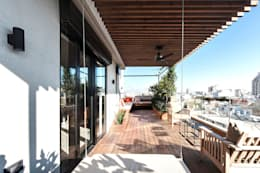 Terras door toledano + architects