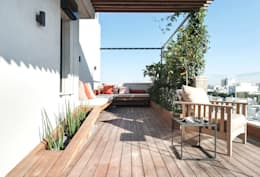 Terrace by toledano + architects