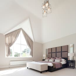 modern Bedroom by Jigsaw Interior Architecture