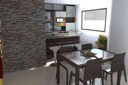 Ruang Keluarga by Arquitectura 4rq