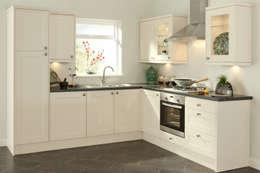 Interior Designs: modern Kitchen by Interiorwalaa
