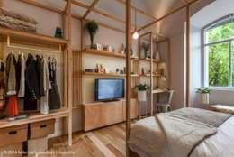 : Dormitorios de estilo clásico por DIM
