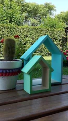 Jardín de estilo  por Simona Garlands