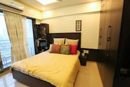 Residence: modern Bedroom by SHUBHI SINGHAL INTERIOR DESIGN