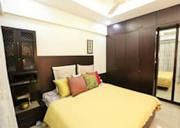 modern Bedroom by SHUBHI SINGHAL INTERIOR DESIGN