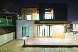 구산동 근린생활시설+주택: GongGam Urban Architecture & Construction의  주택