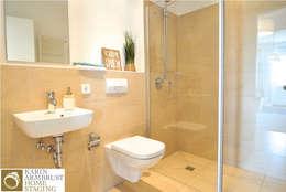 حمام تنفيذ Karin Armbrust - Home Staging