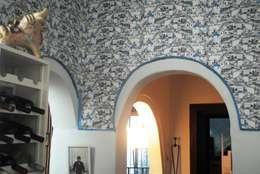 Proyectos: Livings de estilo moderno por Ornatto