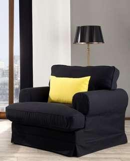Salon de style de style Classique par Dekoria GmbH