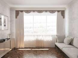 Livings de estilo clásico por OK Interior Design