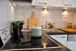 Cozinhas campestres por Karin Armbrust - Home Staging