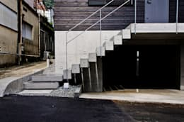 atami house: 씨즈 아틀리에의  주택