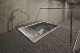 modern Pool by INBECA Wellness Equipment
