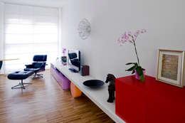 modern Living room by cristianavannini | arc