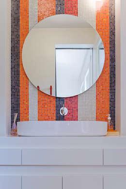modern Bathroom by cristianavannini | arc