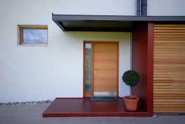 منازل تنفيذ Arch. Gertrud Kofler
